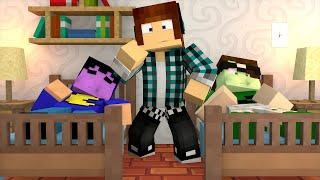 Minecraft: PAC E MIKE ESTÃO DOENTES !! - Casa Dos Youtubers #07 thumbnail