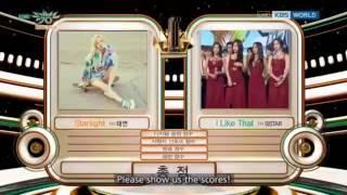 Download Video [Today Winner] 160708 TAEYEON (태연) 1위 수상 Win & Encore (엔딩) @ Music Bank MP3 3GP MP4