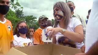 Cientos de costarricenses acudieron al funeral de Allison Bonilla