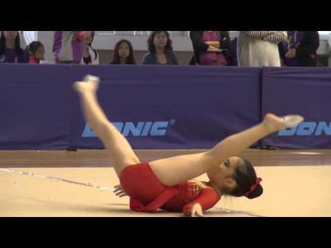 101學年度台北市教育盃中小學韻律體操錦標賽 ▶2:24