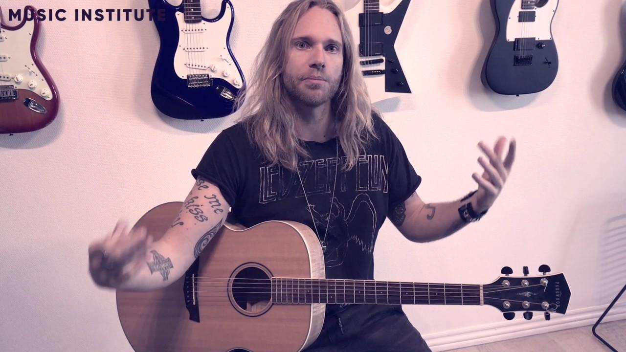 Lær at spille guitar 5/10 - Undgå den klassiske begynderfejl på guitaren