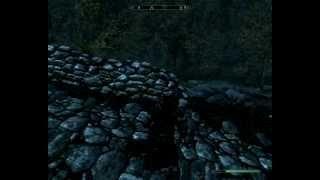 TES V  Dawnguard - cерия 1 [Проблемы с Вампирами]