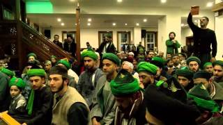 heavenly nasheed with thousands in the naqshbandi feltham dergah