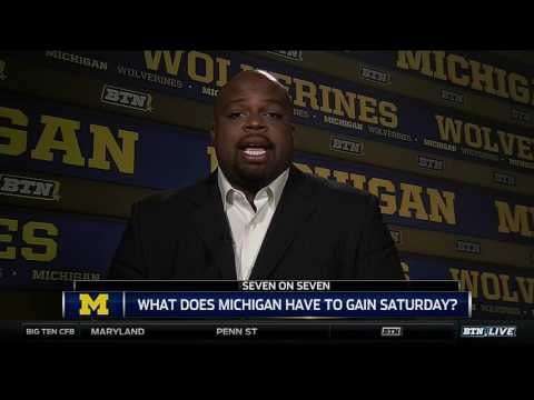 Seven on Seven: Michigan vs. Rutgers - What Does Michigan Have to Gain Saturday?