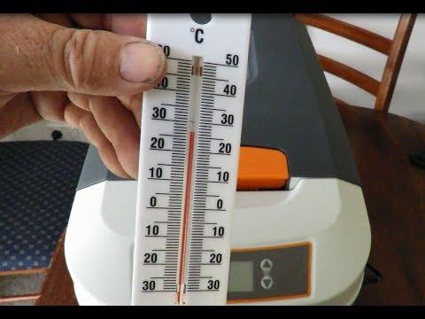 🍹 Review - Ridge Ryder TravelKool 22 Litre Portable Cooler Warmer 12v car Thermo Cooler Mini Fridge
