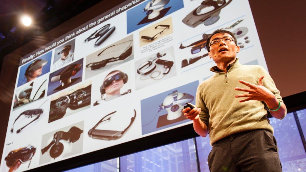 Rapid prototyping Google Glass - Tom Chi