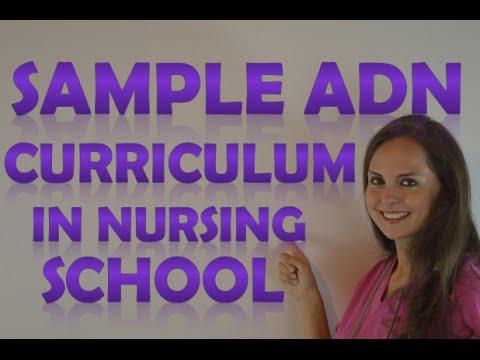 Nursing School Curriculum For ADN | Associates Degree Nursing School Class Schedule