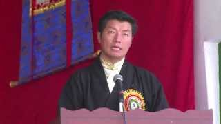 Sikyong talk at CST Dalhousie 50 Years
