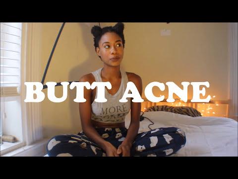 Clear Butt Acne