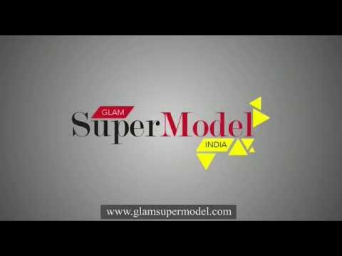 Glam super model India 2018
