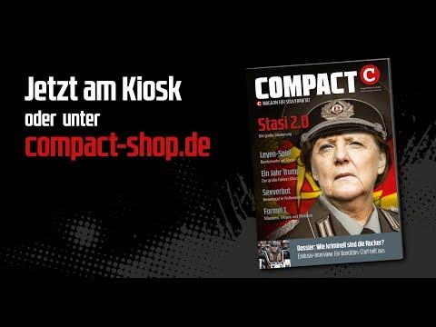 COMPACT im Februar: Stasi 2.0 – Die große Säuberung