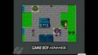 Phantasy Star Collection Game Boy Gameplay