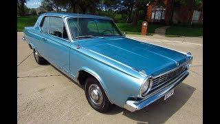 1965 Dodge Dart GT 2-Door Hard Top 273 V8 Automatic