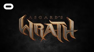 Asgard's Wrath | Announce Trailer | Oculus Rift