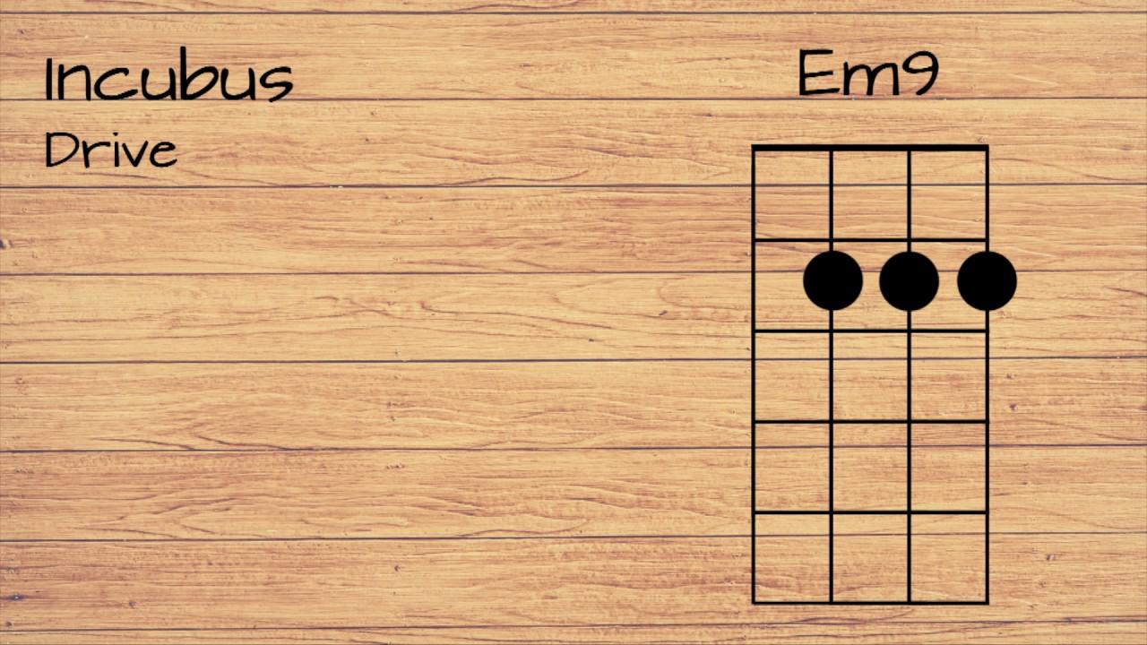 Incubus drive ukulele tutorial w lyrics youtube incubus drive ukulele tutorial w lyrics hexwebz Image collections