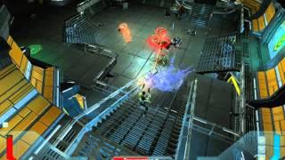 PC Игры Рецензии - Space Siege