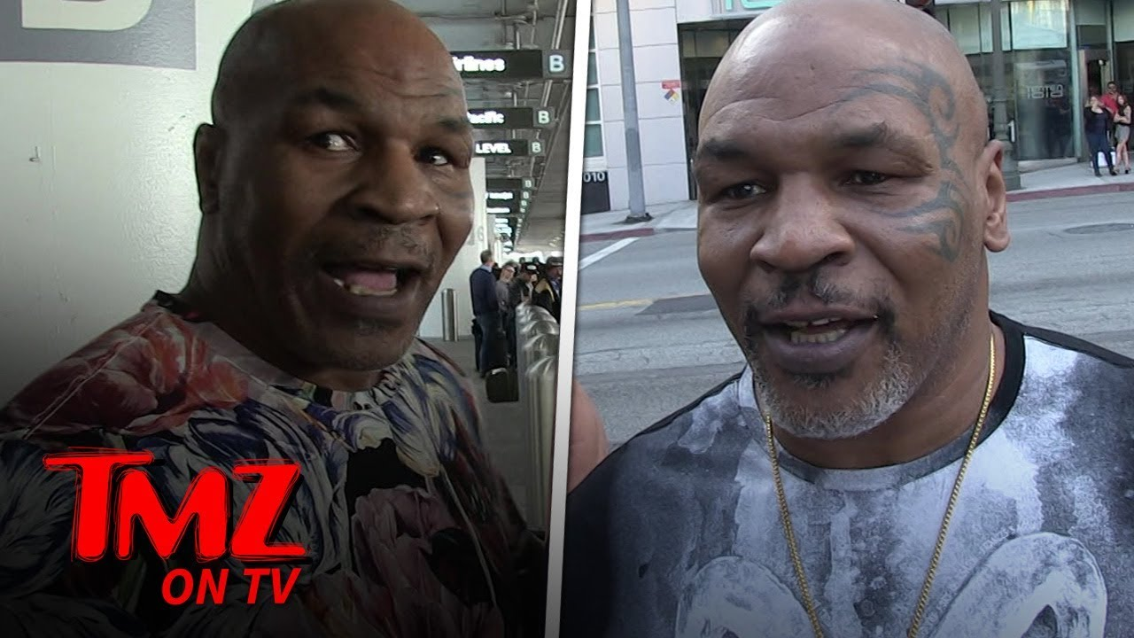 Mike Tyson Is Getting In The Weed Business | TMZ TV