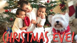 CHRISTMAS EVE 2016! - Dancember 24, 2016 -  ItsJudysLife Vlogs