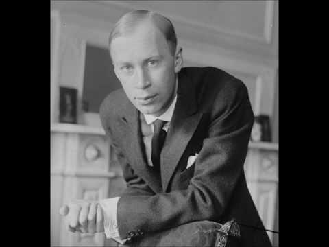 Prokofiev: Sarcasms Op 17 #4 | Wade Meyers