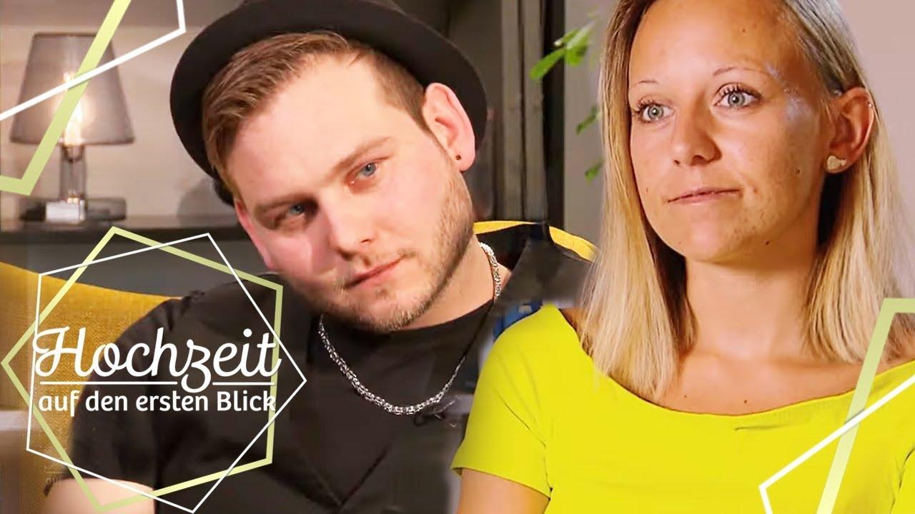 Sagen Marcel Und Christina Ja Zum Liebes Experiment Hochzeit Auf Den Ersten Blick Sat 1 Youtube
