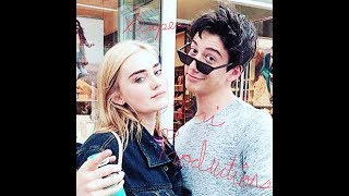 Meg Donnelly and Milo Manheim Pictures