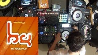 DJ Cotts - Hardcore Underground DJ Tools Vol.1 Mix