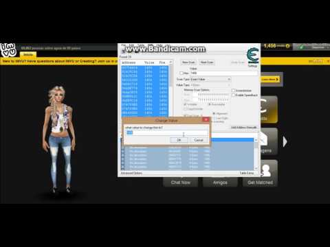 IMVU Cheat Engine 6 5 1   Free Credit 100% WORKING  14/05/2017