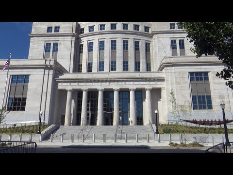 New Alabama Courthouse Improves Security, Public Access, and Technology