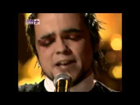 Lukas Rossi - Hero - Chad Kroeger - Episode 20 - (Rock Star Supernova) - Excellent Performance