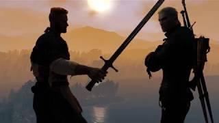 The Witcher 3: Каменные сердца. Кто сеет ветер: финал DLC.