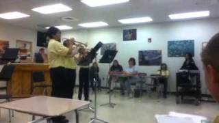 Triple treat (trumpet trio)
