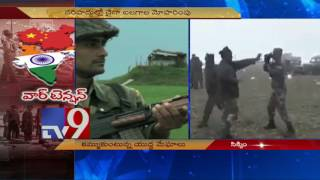 War clouds loom over India - China border - TV9