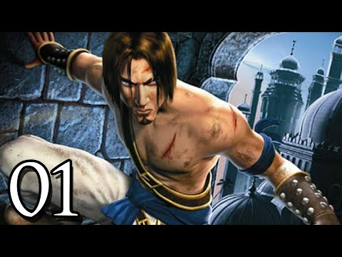 Prince of Persia: The Sands of Time - Walkthrough - Part 1 - Gameplay