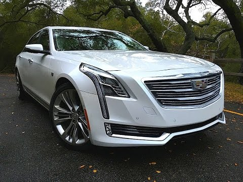 2016 Cadillac CT6 TECH REVIEW  (1 of 3)
