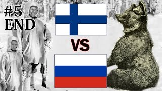 HoI4 - Modern Day Mod - Finland VS Russia - Part 5 - END