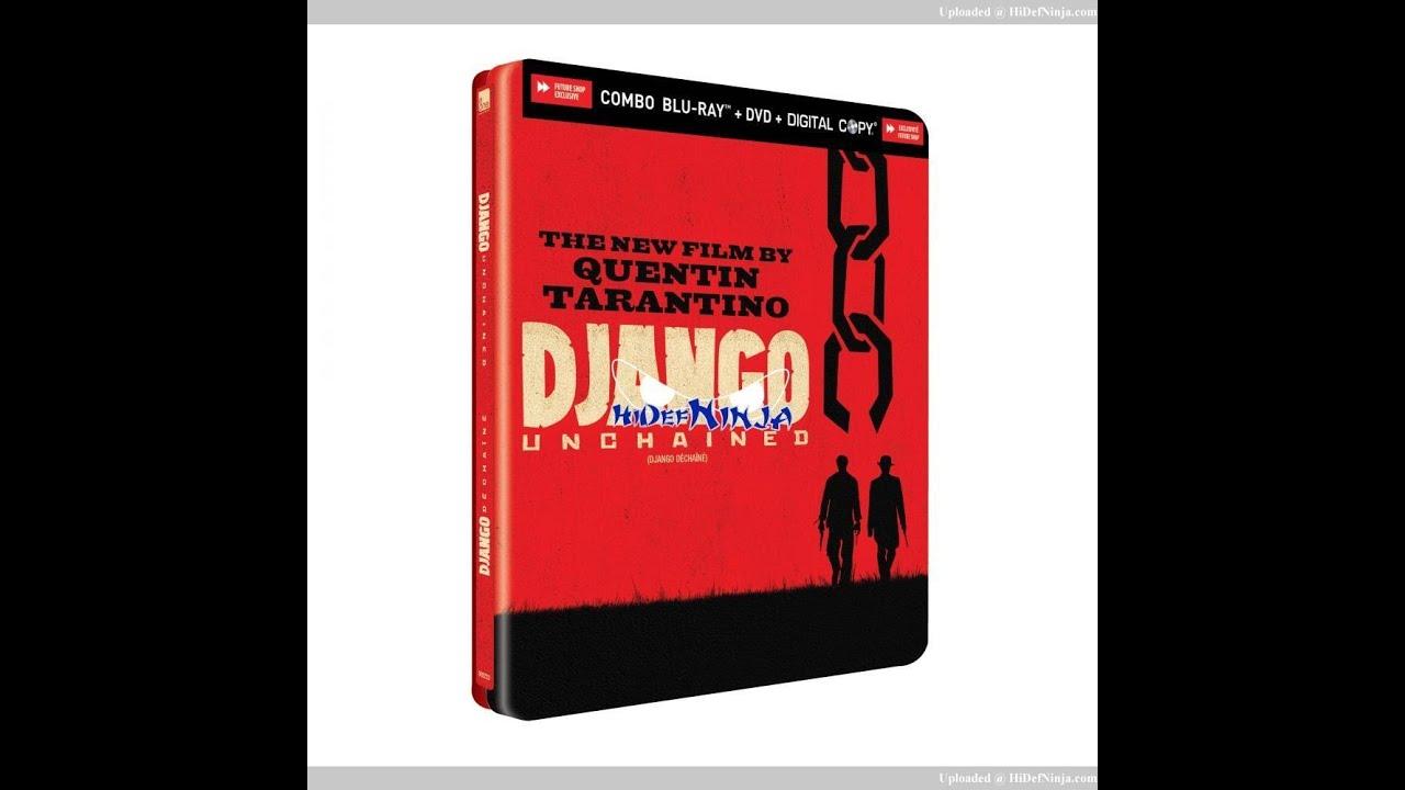 Download Django Unchained Blu-ray Steelbook - Futureshop