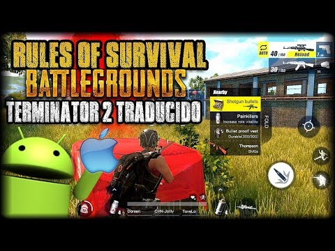 Descarga rules of survival juego estilo playerunknowns - Rules of survival wallpaper android ...