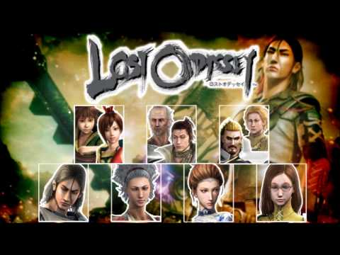 Lost Odyssey - All Battle Themes