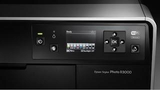 Обзор принтера Epson Stylus Photo R3000