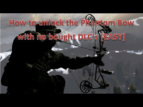 How To Unlock Phantom Bow Without DLC's In Battlefield 4