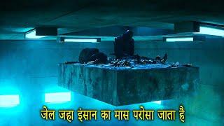 The Platform - El Hoyo 2019 Movie Explained in Hindi