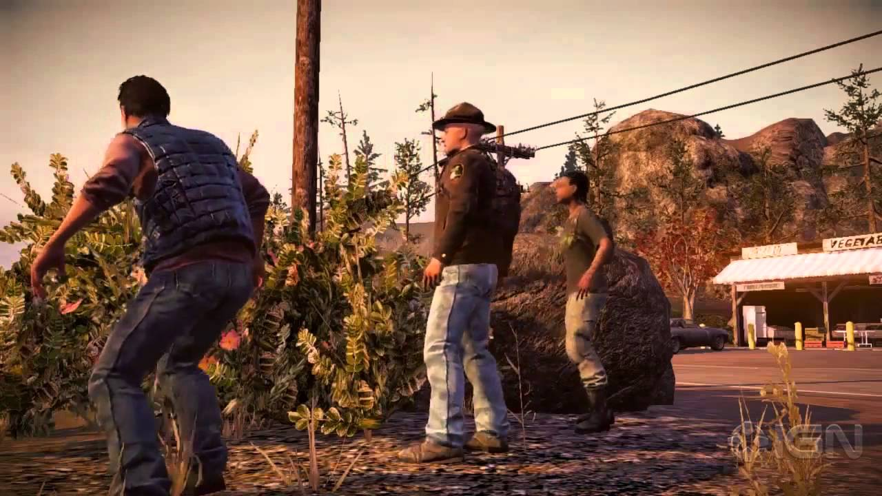 State of Decay Gameplay Trailer - YouTube
