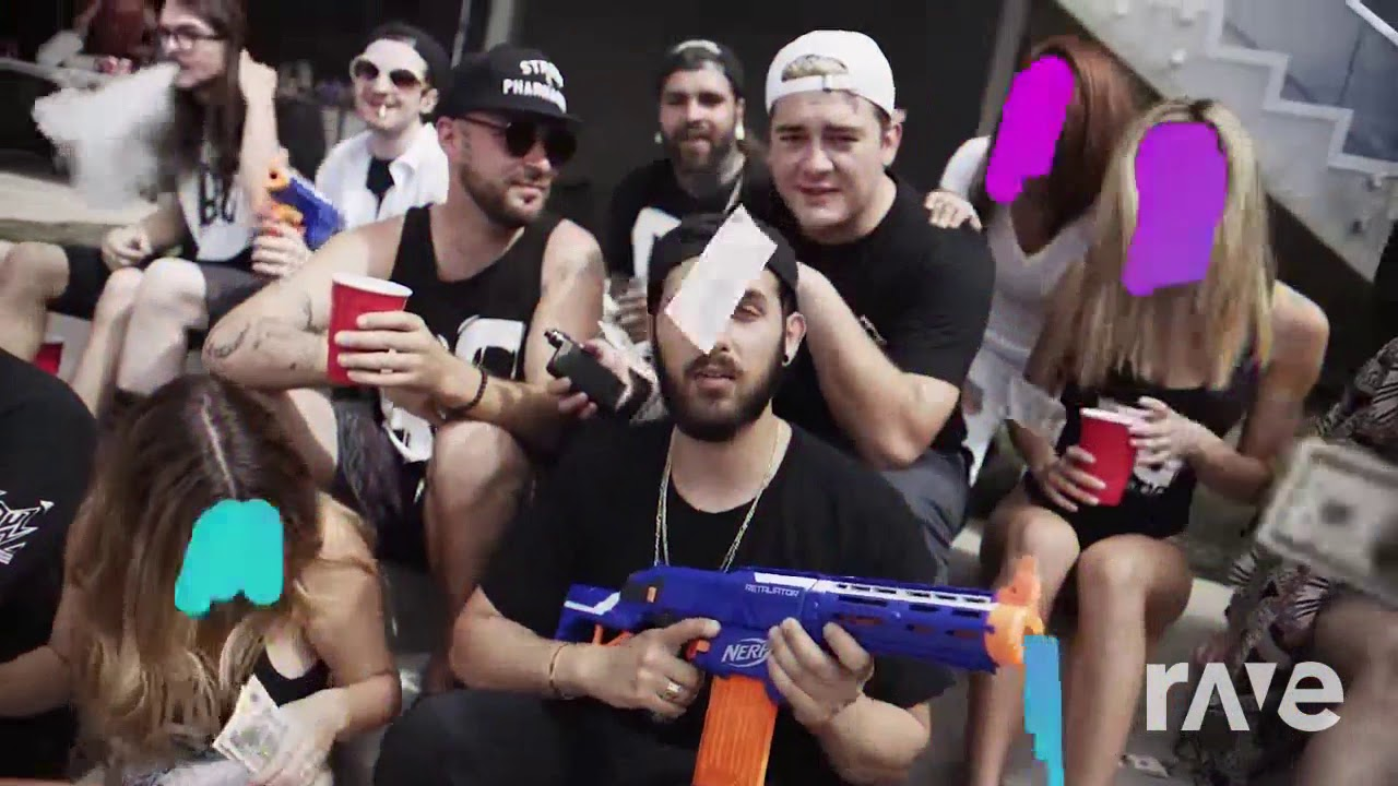 Killsquad - Eminemmusic & Borgore X Getter ft. Dahn Farro | RaveDj