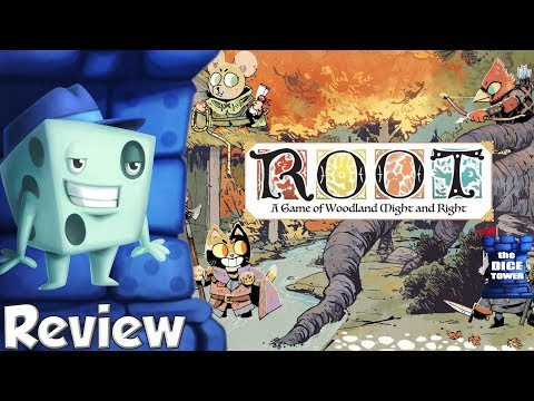 Root Review - with Tom Vasel