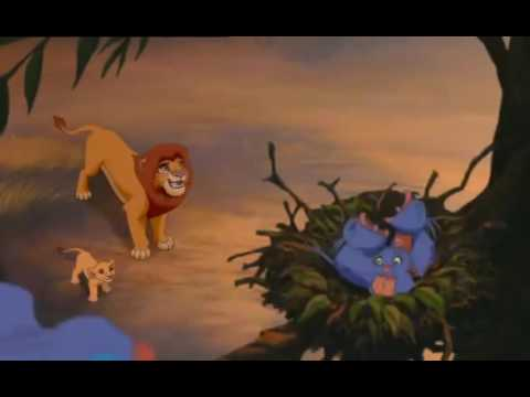 король лев 2 полная версия на русском языке мультфильм
