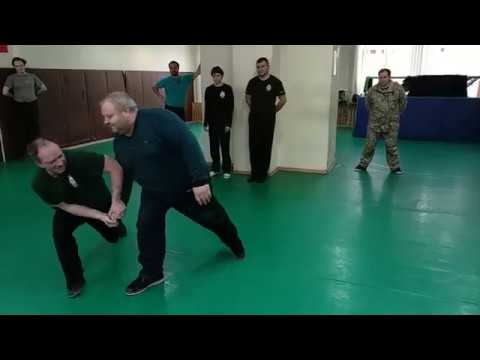 Systema Moscow HQ. Morning training 2018 02 03