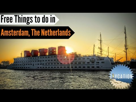 FREE THINGS TO DO IN AMSTERDAM | TRAVEL GUIDE
