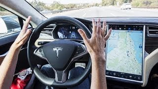 Tesla Self-Driving Robo-Taxis; Uber is Bad Investment; Automation Will Affect Jobs