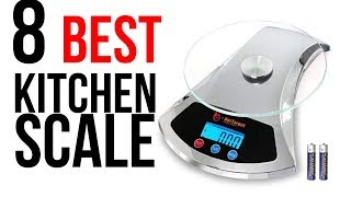 Best Kitchen Scales in 2019 On Amazon- Which Is The Best Kitchen Scale?