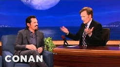 "Josh Brolin Remembers ""The Goonies"" - CONAN on TBS"